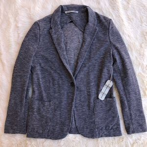Getting Back to Square One 3/4 sleeve blazer